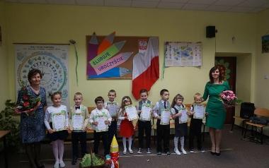 Szkoła Podstawowa im. bpa Wojciecha Tomaki w Trzebownisku - Klasa I