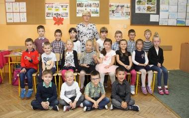 Szkoła Podstawowa nr 12 w Rzeszowie - klasa Ia
