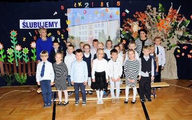 Szkoła Podstawowa nr 13 im. Św. Jana Kantego w Rzeszowie - Klasa I