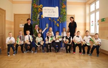 Szkoła Podstawowa Nr 2 im. Tadeusza Kościuszki w Korniaktowie Północnym - Klasa I