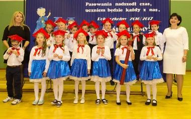 Szkoła Podstawowa nr 9 im. Jana Pawła II w Tarnobrzegu - Klasa I A integracyjna