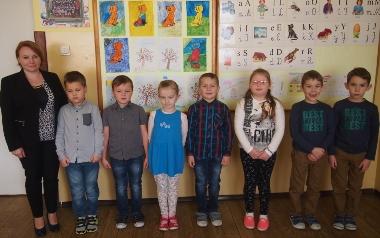 Szkoła Podstawowa w Pawłokomie - Klasa I