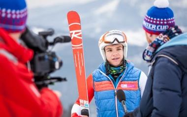 SZYMON BĘBENEK - narciarstwo alpejskie
