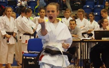 WIKTORIA ZACHARIASZ - karate tradycyjne