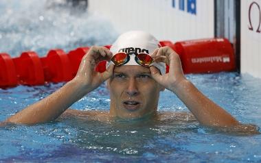 WOJCIECH WOJDAK - pływanie