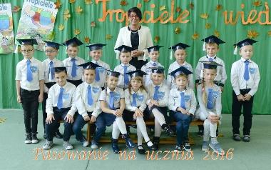 Zespół Szkół im. Jana Pawła II w Brzeźnicy - Klasa I