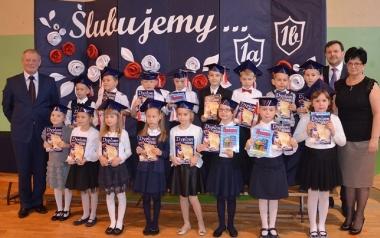 Zespół Szkół im. Jana Pawła II w Jarosławiu - Klasa I B