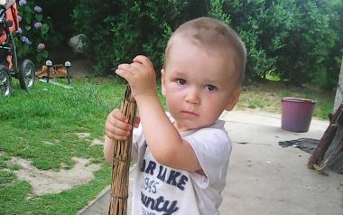 Dawid Długosz z miejscowości Szufnarowa