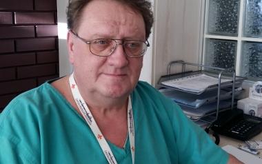 lek. Wojciech Domagalski, Medyceusz Bazarowa 9