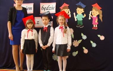 Publiczna Szkoła Podstawowa w Krzeszowie Górnym - klasa I