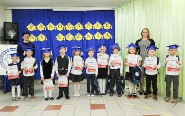 Społeczna Szkoła Podstawowa nr 1 w Stalowej Woli - Klasa 1