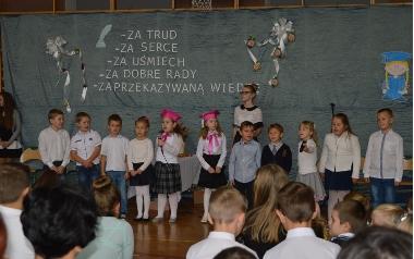 Szkoła Podstawowa im. Marii Konopnickiej w Wietlinie - Klasa I