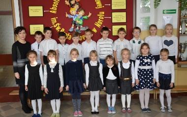 Szkoła  Podstawowa im. Św. Brata  Alberta w Narolu - Klasa Ib