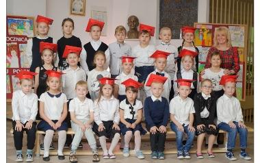 Szkoła Podstawowa Nr 23 w Zespole Szkolno - Przedszkolnym Nr 5 w Rzeszowie klasa I a