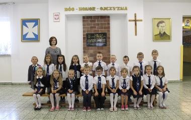 Szkoła Podstawowa nr 28 w Rzeszowie klasa 1 b