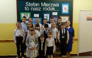 Szkoła Podstawowa Nr 2 im. Stefana Mierzwy w Rakszawie - Klasa 1
