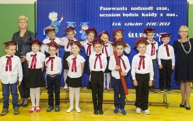 Szkoła Podstawowa nr 9 z Tarnobrzega - klasa I b