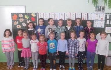 Szkoła Podstawowa w Boguchwale - Klasa Ia