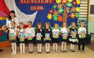 Szkoła Podstawowa w Boreczku - Klasa I