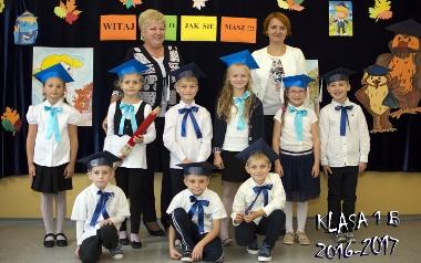 Szkoła Podstawowa w Krasiczynie - Klasa Ib
