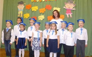Szkoła Podstawowa w Rudnej Małej - Klasa I