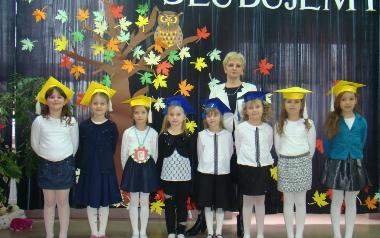 Szkoła Podstawowa w Zespole Szkół w Łukawicy - Klasa I