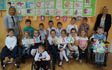 Szkoła Podstawowa w Zespole Szkół w Wierzawicach - Klasa 1a integracyjna