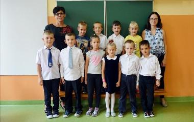 Szkoła Podstawowa - Zespół  Szkół w Wysokiej Głogowskiej - klasa I