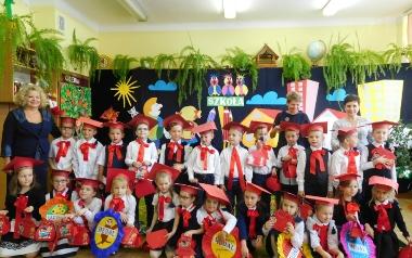 Zespół Szkół Nr 3 Publiczna Szkoła Podstawowa nr 12 im. Jana Pawła II w Stalowej Woli – Klasa I a