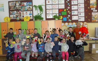 Zespół Szkół Publicznych nr 1 w Ustrzykach Dolnych - Klasa I B