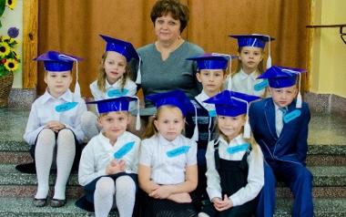 Zespół Szkół w Cieszacinie Wielkim - Klasa I