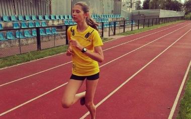 Anna Szpoton, Opoczno Sport Team, lekka atletyka