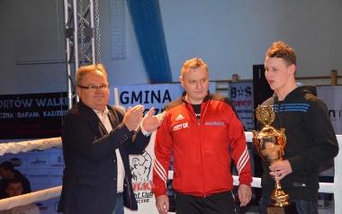 "Damian Pokusa (KSW ""K.O. Opoczno) - boks"