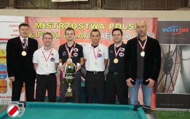 Duet Dachy Lipiński Tomaszów Mazowiecki, bilard