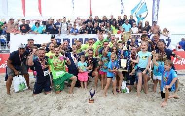 Grembach Łódź, beach soccer