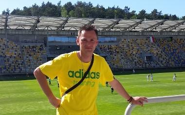 Grzegorz Brzeski (LKS Feniks Opoczno /ZLKS WOY Bukowiec Op. / Opoka Opoczno) - piłka nożna