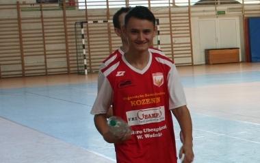Karol Cieślik (LKS Feniks Opoczno / LKS Radzice) - piłka nożna