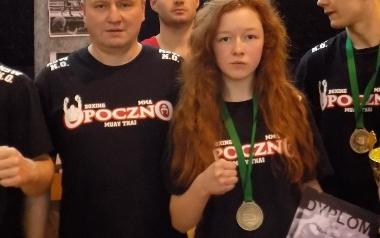 Karolina Pokusa (KSW K.O. Opoczno) - boks
