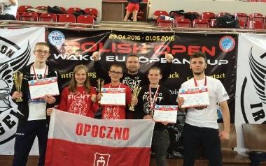 MUKSW FF Sport Opoczno, kickboxing