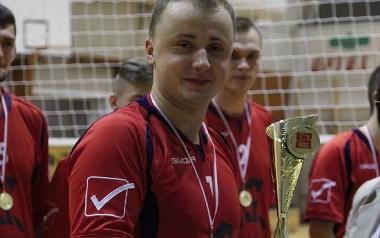 Rafał Skoczylas (Volley Żelazny Opoczno) - siatkówka