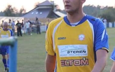 Rafał Starus (Olimpia Wola Załężna) - piłka nożna
