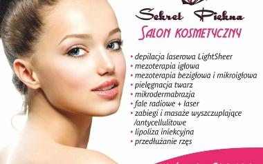"""Salon Kosmetyczny """"Sekret Piękna"""""""