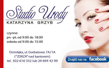 Studio Urody Katarzyna Grzyb