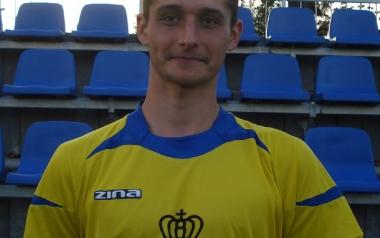 Szymon Rafalski (Gerlach Drzewica) - piłka nożna
