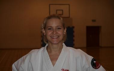 "Danuta Fyda-Granek, Śląski Klub Karate ""Goliat"" Tychy"