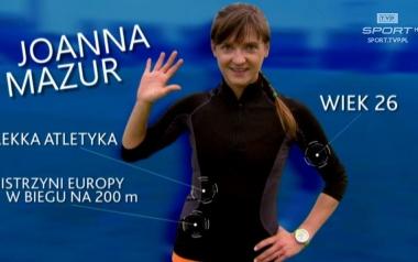 Joanna Mazur - wyślij sms o treści NNSS.3 na numer 72355 (koszt 2,46 zł z VAT)