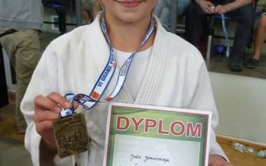 Julia Jamroszczyk AZS Gliwice judo