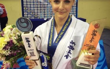 Marta Lubos TKS Karate Tarnowskie Góry