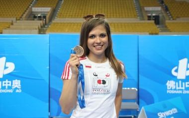 Marta Puda (szablistka TMS Sosnowiec, uczestniczka igrzysk olimpijskich w Rio de Janeiro)