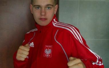 Mateusz Wodziński boks